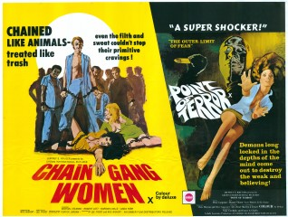 chain gang women - point of terror 320x240
