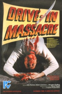 drive in massacre british vhs front2