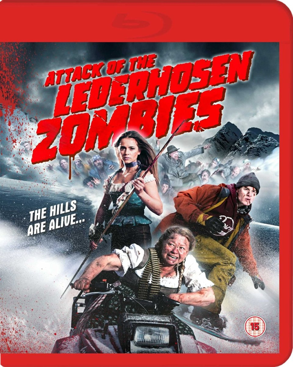 Attack of the L... 2016 Movie Releases Dvd