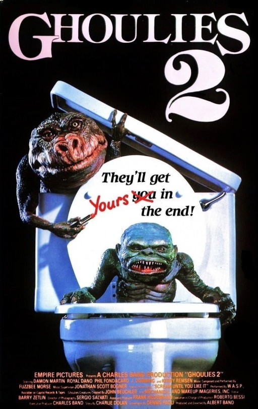 Ghoulies Ii Usa 1988 Horrorpedia