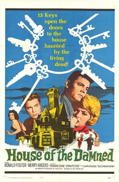 House Of The Damned Uk 1963 Horrorpedia