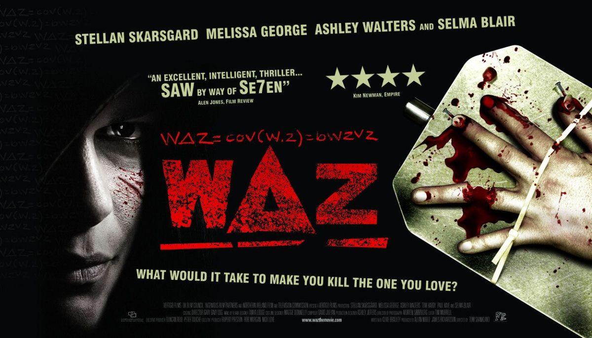 Movie Posters 2007: WΔZ Aka The Killing Gene
