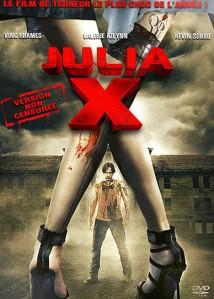 Julia-X-2011-cover