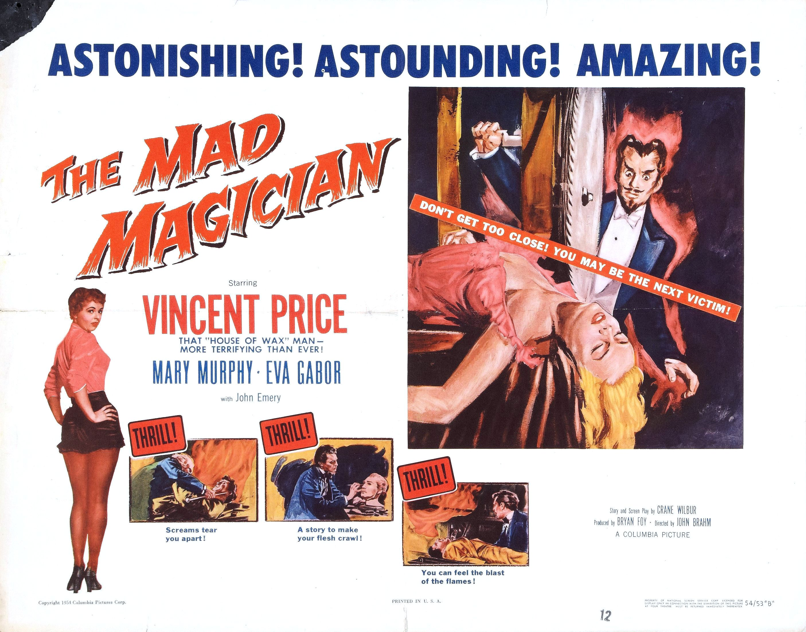 mad_magician_poster_02mondozillamad_magician_poster_01mad_magician_08mad_magician_13mad_magician_01Classic-Horror-DVDmad_magician_05claws_and_saucer_thumbnailCreature-Features-John-Stanleymad_magician_09vincent price art of fear book dennis meiklemad_magician_11the-mad-magician-movie-poster-1954-british-postermad_magician_poster_02Mad-Magician-pressbookMad-Magician-1954The-Mad-Magician-1954-Vincent-Price-promo-maskmad_magician_poster_04mad_magician_poster_031954_MADMAGICIAN_DB