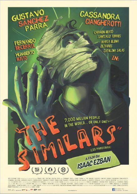 the-similars-los-parecidos-2015-poster
