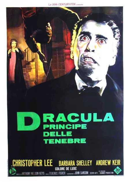 Dracula: Prince of Darkness – UK, 1965 – HORRORPEDIA