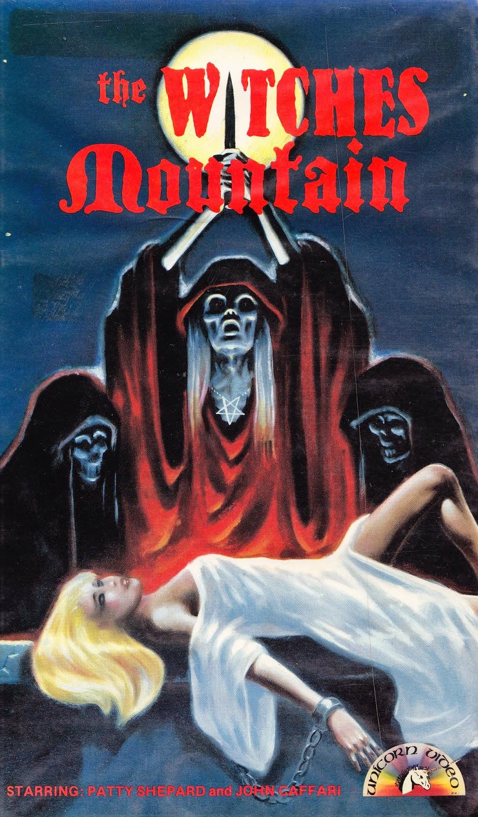 The Witches' Mountain (1972)mrhorrorpedia