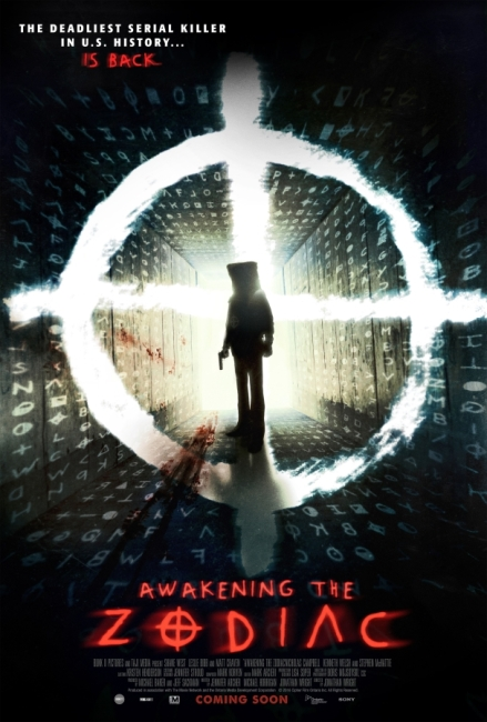 Awakening the Zodiac – Canada, 2017 – HORRORPEDIA