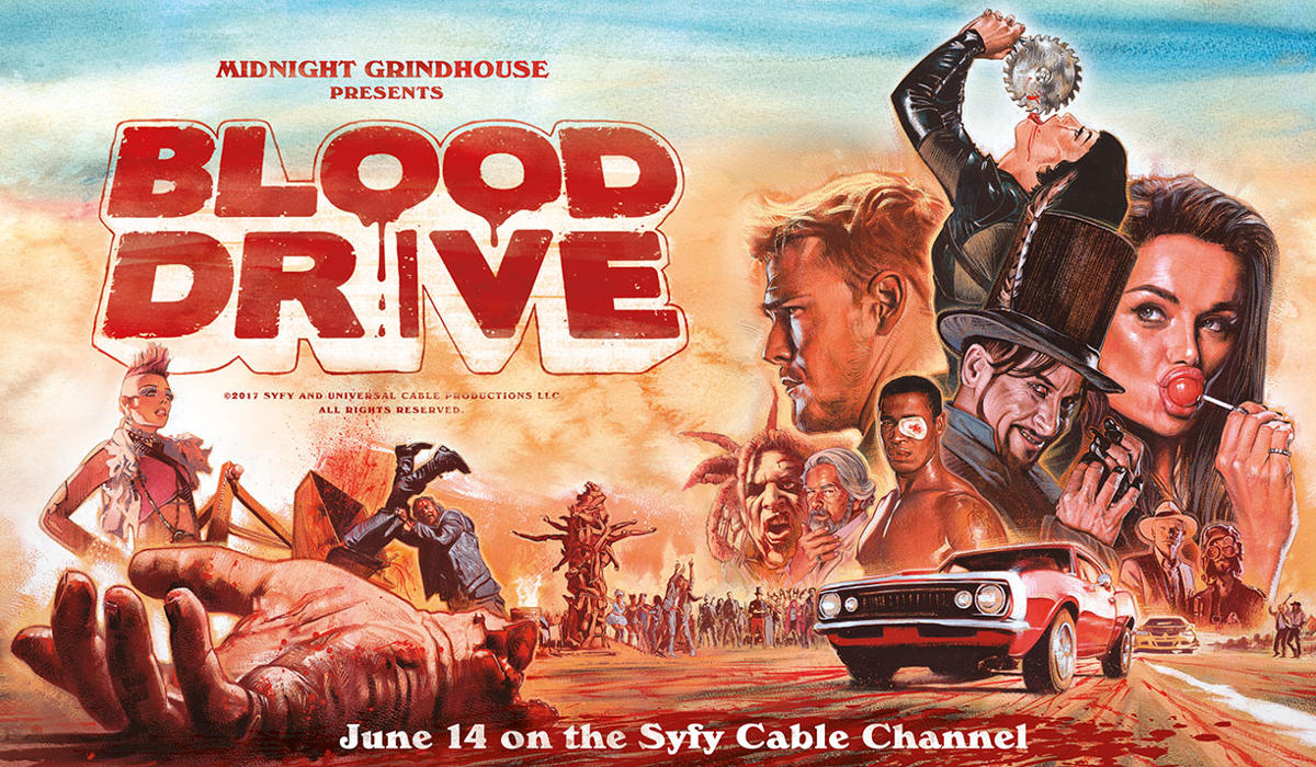 Image result for blood drive syfy