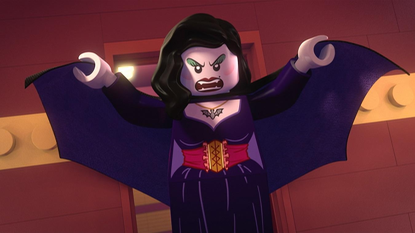 2 volti LEGO SCOOBY-DOO SHAGGY