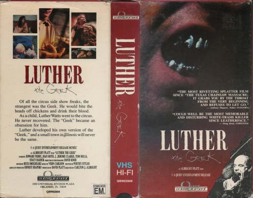 Stacy haiduk luther the greek deleted scenes - 4 1