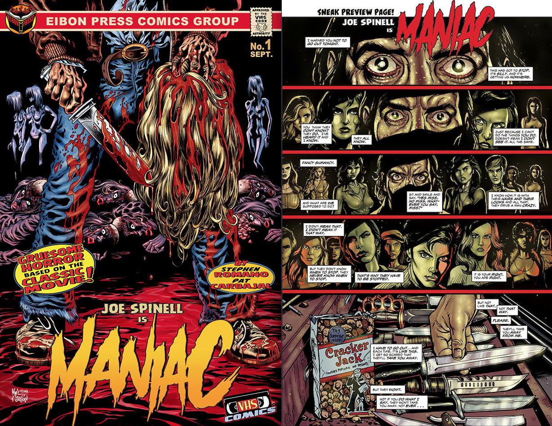 Maniac-comic-book-Eibon-Pressmrhorrorpedia