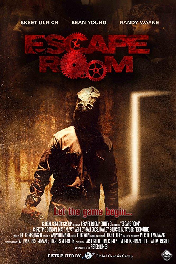 Escape Room / 60 Minutos para Morir Película Completa HD-720p [MEGA] [LATINO] 2017