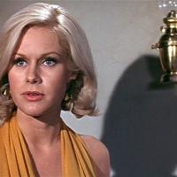 Suzanna Leigh - actress