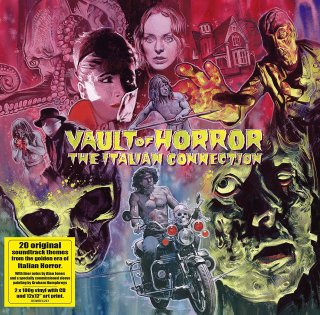 Vault Of Horror The Italian Connection Soundtrack