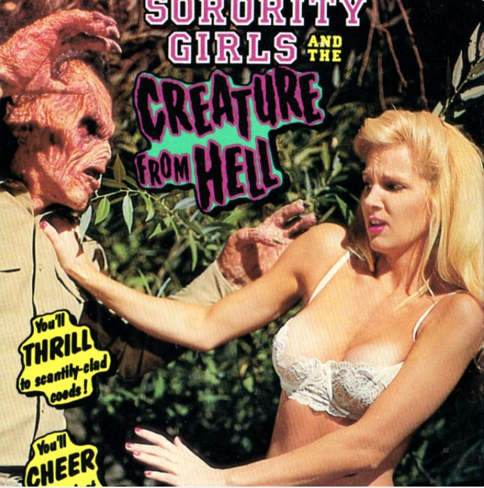Softcore movie old porn hell