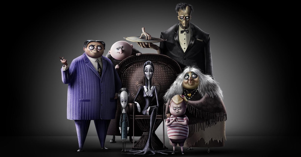 Addams Family 2019